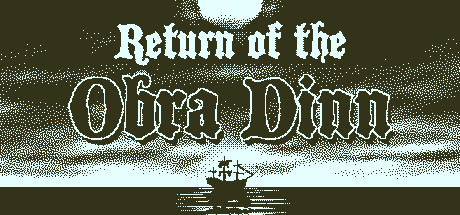 Return of the Obra Dinn sur PS4
