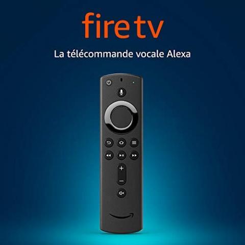 Black Friday : Fire TV Stick en promo + Compatibilité contrôle vocal en promotion !