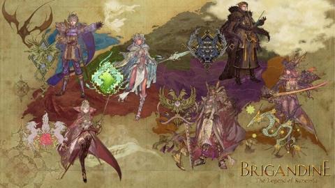 Brigandine : The Legend of Runersia sur Switch