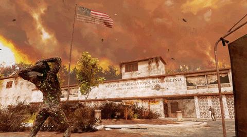 Fallout 76 : un nouvel environnement le 10 septembre