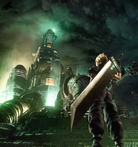 Final Fantasy VII Remake : Un nouvel artwork pour l'anniversaire de la sortie japonaise