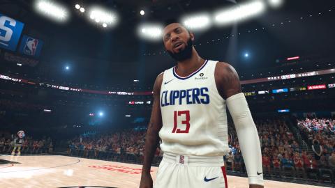NBA 2K20 : la démo se met à jour