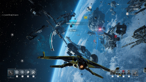 Everspace 2 : Steam préféré à l'Epic Games Store après réflexion