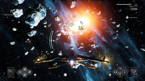 Everspace 2 : l'accès anticipé sera lancé le 18 janvier sur Steam et GOG