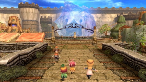 Final Fantasy Crystal Chronicles Remastered Edition profitera d'une version démo gratuite