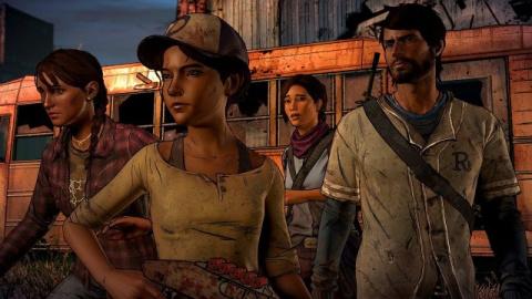 Walking Dead : Un comic-book sur Clementine teasé par Robert Kirkman ?