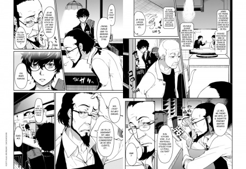 Persona 5 : le manga arrive en octobre dans nos magasins