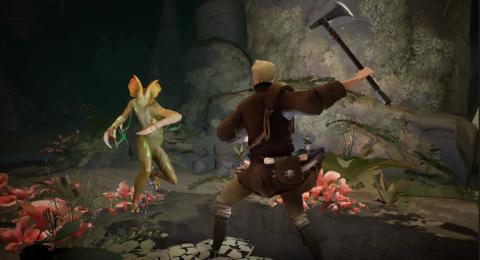 Ashen : Nightstorm Isle sur PS4