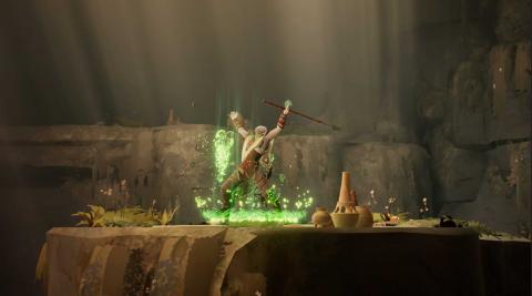 Ashen met le cap sur une nouvelle région avec le DLC Nightstorm Isle