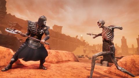 Conan Exiles gratuit à l'essai le temps d'un week-end sur Steam