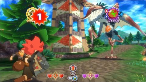 Little Town Hero est enfin disponible sur Xbox One