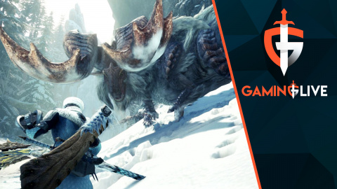Monster Hunter World : Iceborne - Capturer un Brachydios en l'envoyant dans un mur ?