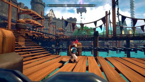 A Knight's Quest arrive sur PC, PS4, Xbox One et Nintendo Switch