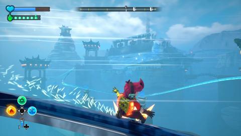 Curve Digital annonce A Knight's Quest sur PC et consoles