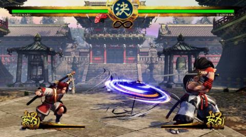 Samurai Shodown : Shizumaru Hisame débarquera gratuitement le 16 septembre