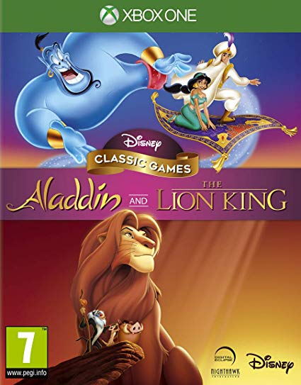 Disney Classic Games : Aladdin and The Lion King sur ONE