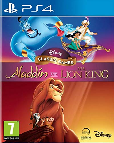 Disney Classic Games : Aladdin and The Lion King sur PS4