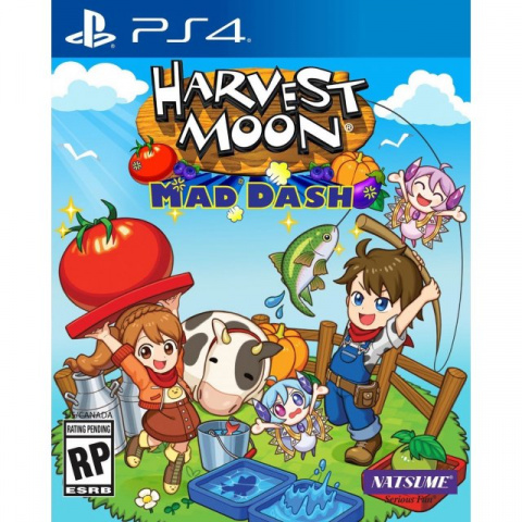 Harvest Moon : Mad Dash sur PS4
