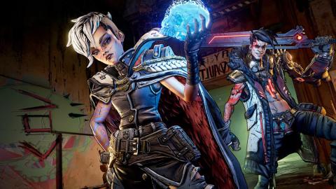 PS Store : rejoignez les chasseurs de l'Arche de Borderlands 3