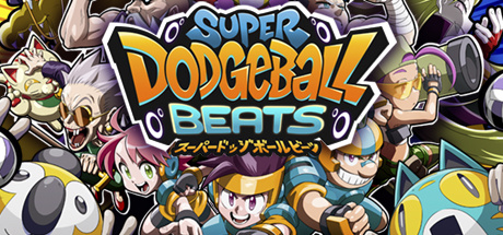 Super Dodgeball Beats sur PS4