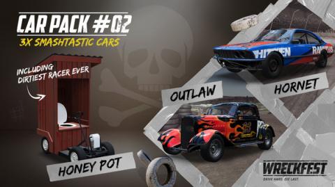 Wreckfest : un season pass et trois nouveaux véhicules