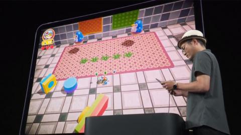 Frogger in Toy Town accueille un mode coopératif