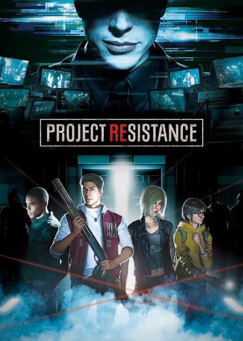 Resident Evil Resistance sur PS4