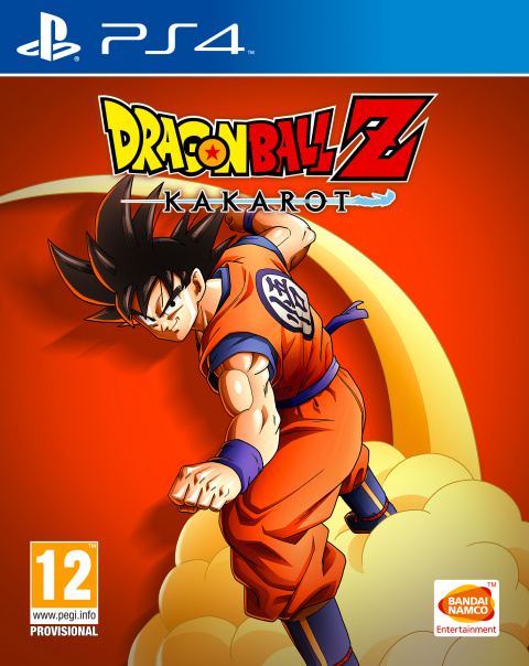 Dragon Ball Z Kakarot sur PS4