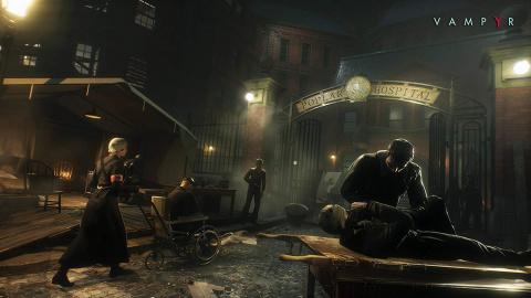 Vampyr a sa date de sortie sur Nintendo Switch