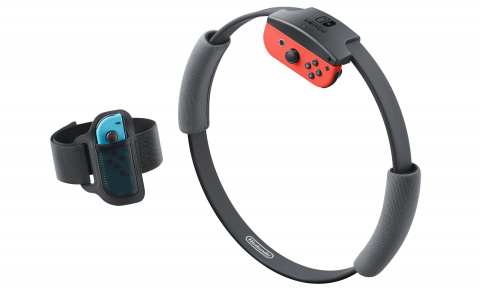 Nintendo dévoile Ring Fit Adventure, un jeu de fitness pour la Switch