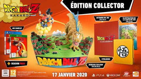 [MàJ] TGS 2019 : Dragon Ball Z Kakarot - une date de sortie, une édition collector et un teaser pour l'arc Boo