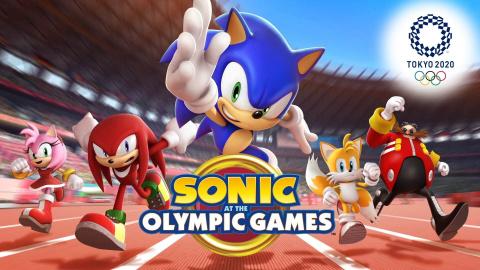 Sonic aux Jeux Olympiques de Tokyo 2020 sur Android