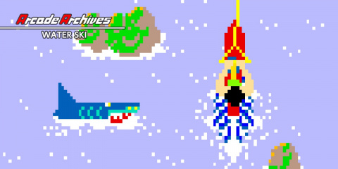 Arcade Archives WATER SKI sur PS4