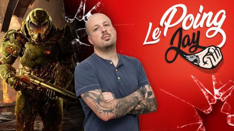 Le Poing Jay : L'actu dégommée sur Doom Eternal, Epic Games, Shenmue III...