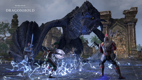 The Elder Scrolls Online dévoile Dragonhold, le final de la Saison du Dragon
