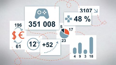 Les chiffres du mois d'août: fuites de données, les limites des saves PS4...