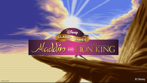 Disney Classic Games : Aladdin and The Lion King sur PC
