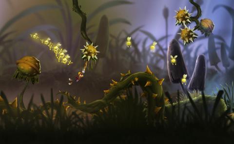 Ubisoft annonce Rayman Mini en exclusivité sur Apple Arcade