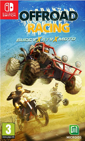 Offroad Racing sur Switch