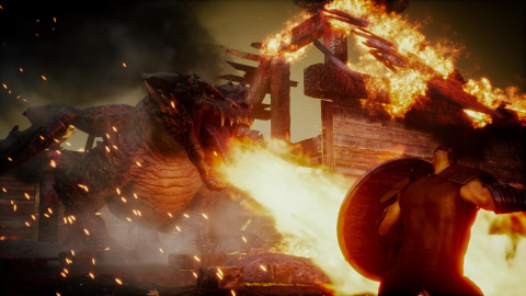 Rune II : l'action-RPG nordique arrive le 12 novembre sur PC