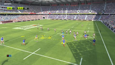 Rugby 20 : une bêta en attendant la sortie le 23 janvier 2020