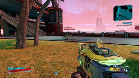Borderlands 3 : défis du QG d'Atlas