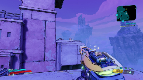 Borderlands 3 : défis d'Athenas