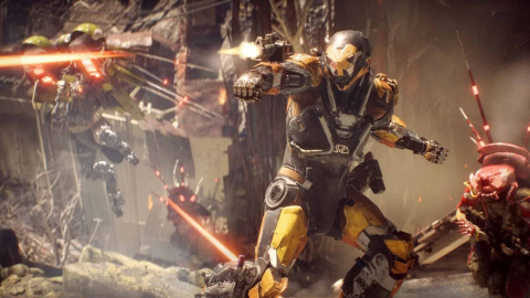 Anthem : Bioware abandonne sa road-map et revoit ses plans