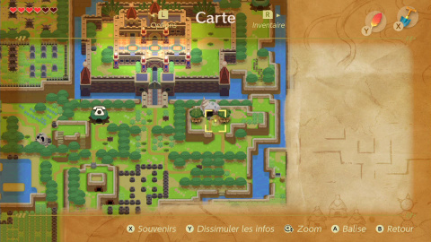 Le château Canulet