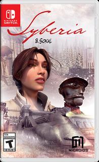 Syberia Trilogy sur Switch