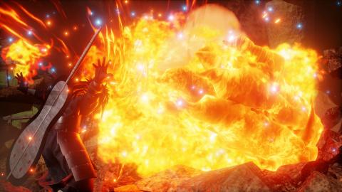Jump Force : premières images pour Uchiha Madara (Naruto)