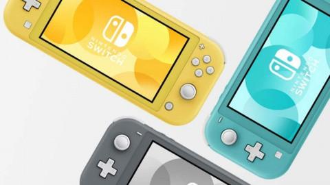 Nintendo Switch Lite : Moins de fonctionnalités, plus de mobilité