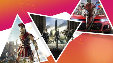 PS Store : jusqu'à 65% de réduction sur les jeux Ubisoft