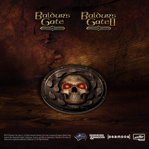 Baldur's Gate : Enhanced Edition Collector's Pack - les précommandes sont lancées sur Amazon